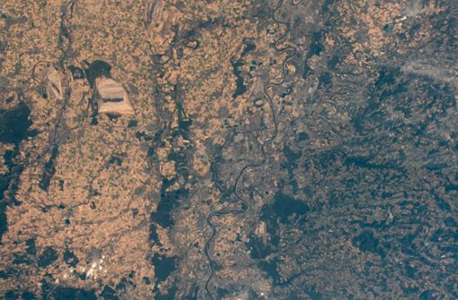 """""""Astro Alex"""" meldet sich mit schockierenden Bildern aus dem Weltall"""
