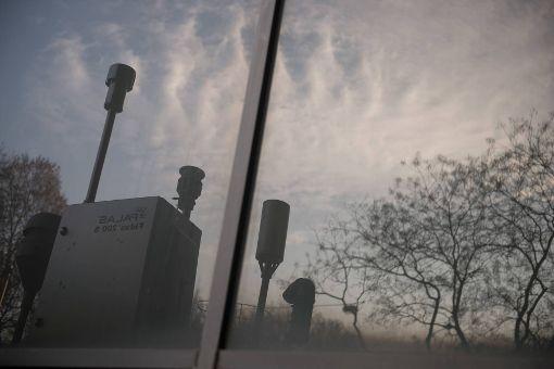 Luft im Stadtbezirk Stammheim bleibt gut
