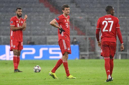 """""""Bayern Münchens wilde Horror-Show"""""""