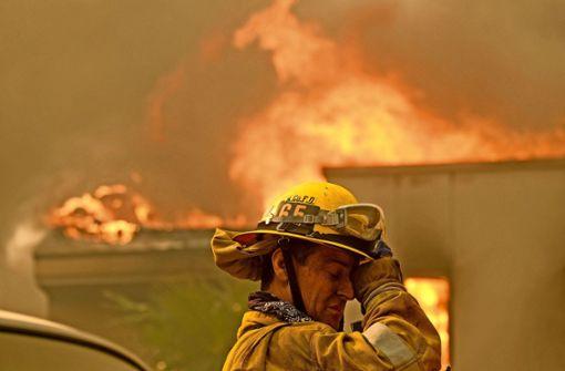 Kalifornier verlieren ihre Versicherungen