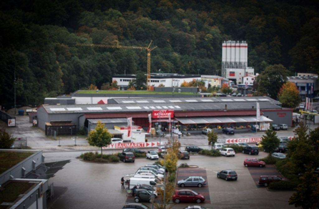 Baumarkt Stuttgart West
