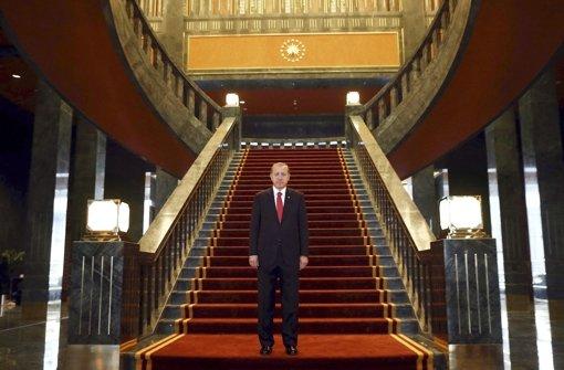 Rasender Erdogan