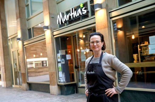"""Chefin von Marthas: """"Dunkle Zeiten für die Innenstadt"""""""