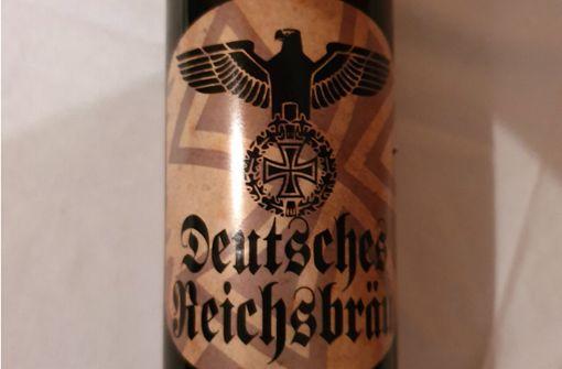 """Verkauf von Bier namens """"Deutsches Reichsbräu"""" straffrei"""