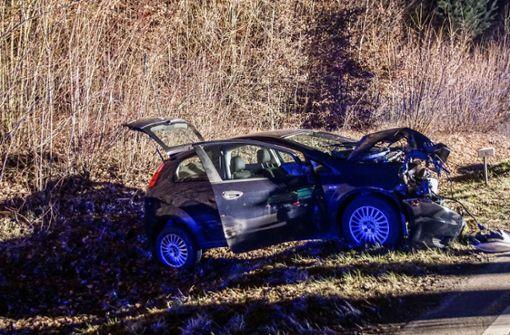 Rotlicht missachtet:  zwei Leichtverletzte