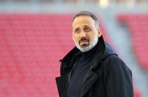 Pellegrino Matarazzo macht sich keinen Kopf um Frisuren-Frage