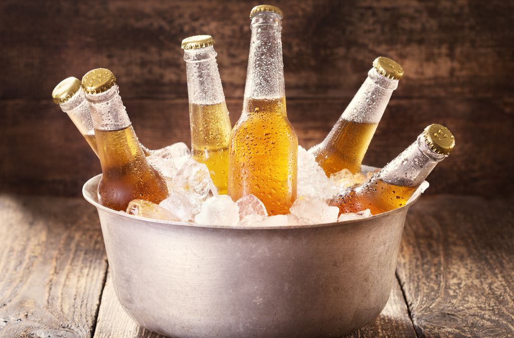 Bringen Sie Ihre Getränke auf eine angenehme Trinktemperatur. Foto: Nitr / shutterstock.com