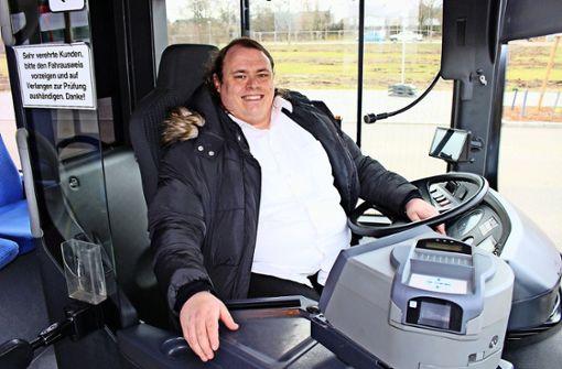 Die Busfahrer sind oft die Blitzableiter