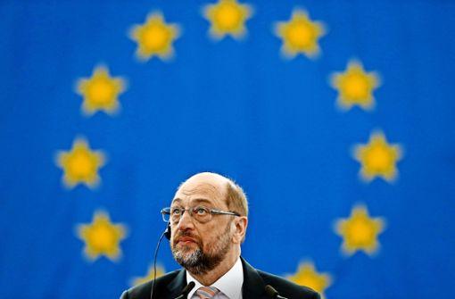 Proeuropäer gegen Europa-Radikale