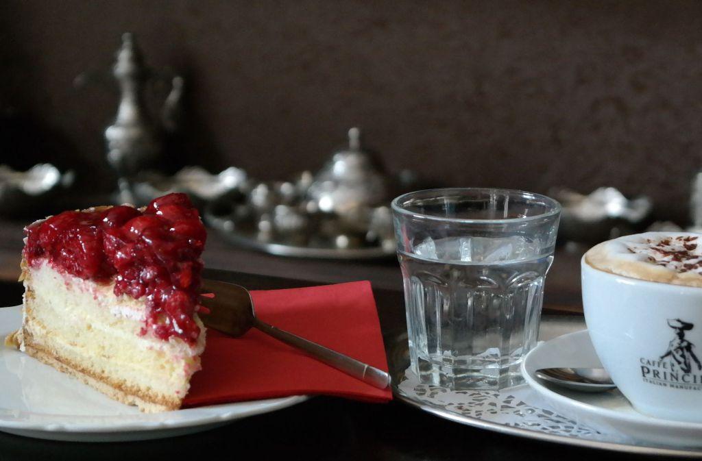 Im Gerberviertel gibt es nun wieder eine weitere Gelegenheit für Kaffee und Kuchen. Foto: Susanne Degel