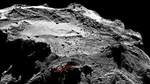 Das Labor auf dem Kometen kommt wieder in Gang