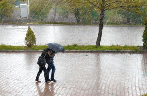 Deutscher Wetterdienst warnt vor Unwetter