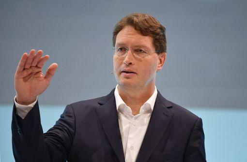 Daimler-Chef warnt vor weiterem Gegenwind im Welthandel