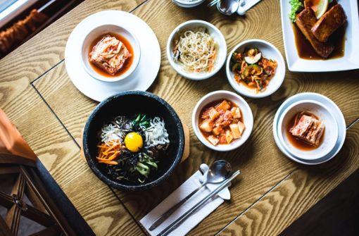 Koreanisch essen in Stuttgart