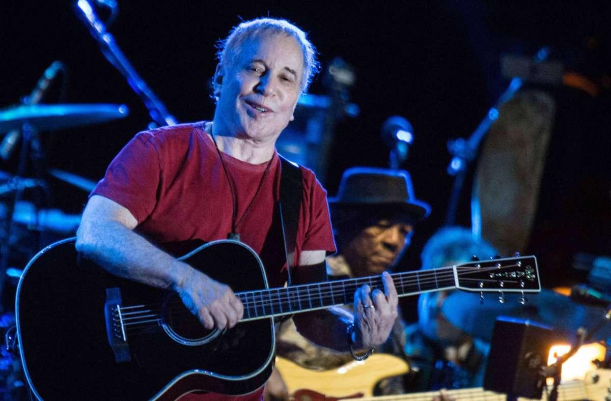 Paul Simon hatte ein großes Songpaket zu bieten. Foto: imago/ZUMA Press/Will Oliver