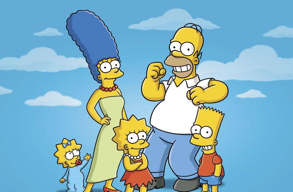 """""""Die Simpsons"""" wird es weiterhin geben. Foto: Fox"""