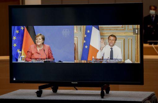 EU will Stärke gegen Putins Provokationen zeigen