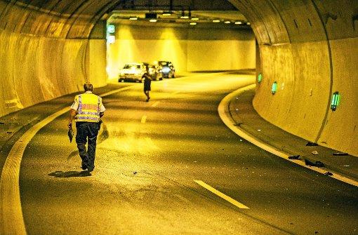 Keine Lösung für Chaos nach Tunnelsperrung