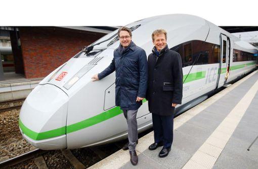 Bahnkrise bringt  Regierung unter Druck