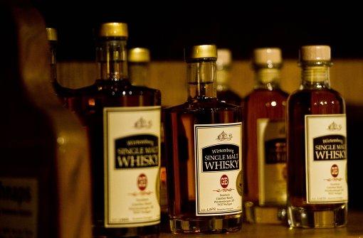 Schwäbischer Whisky-Tag in Tübingen