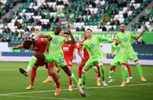 Nullnummer zwischen dem VfL Wolfsburg und dem FC Augsburg