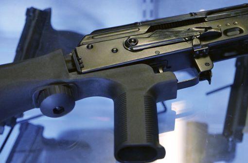 US-Regierung verbietet Aufrüstung halbautomatischer Schusswaffen