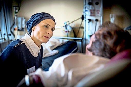 Mit dem Koran ans Krankenbett