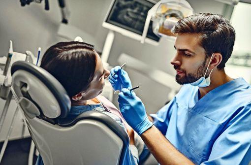 Die Angst, den Zahn zu verlieren