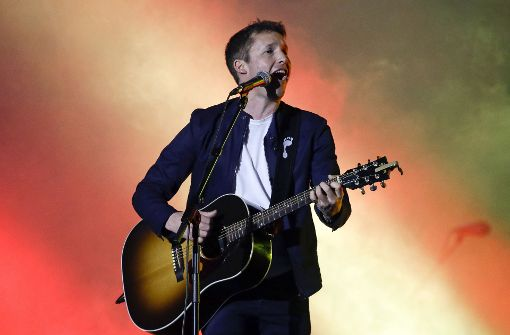 James Blunt scherzt über neues Album