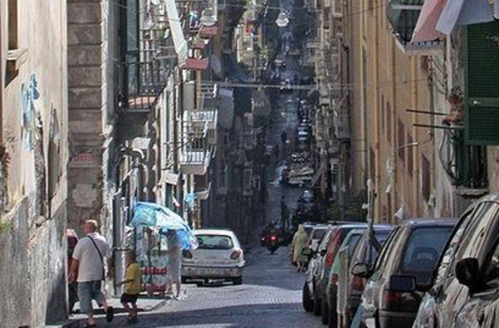 Inspektor Lojacono ermittelt wieder in den Gassen von Neapel. Foto: MM