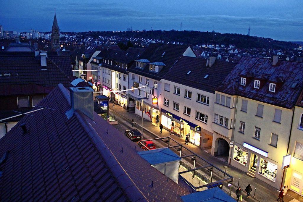Ein Blick über die Dächer von Zuffenhausen: Vor allem die Vielfalt und die positiven Seiten des Bezirks sollen hervorgehoben werden. Foto: Archiv Bernd Zeyer