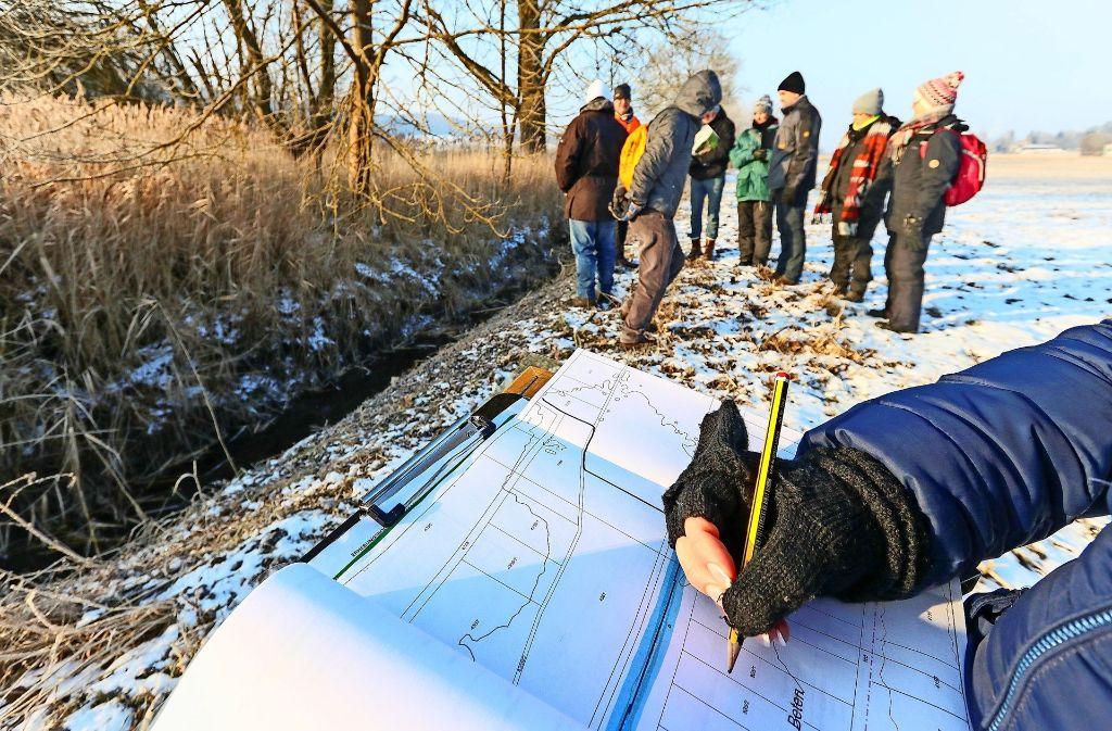 Wie steht es um den Maisgraben? Foto: factum/Granville