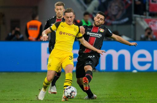 VfB bot Rekordsumme für BVB-Talent Jacob Bruun Larsen