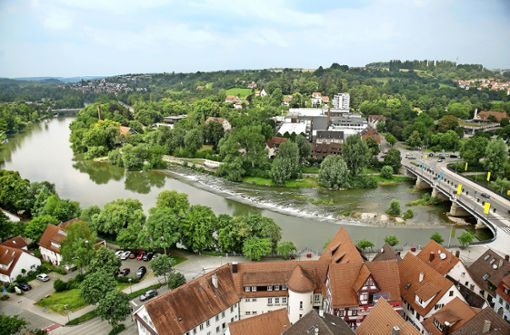 """Landesgartenschau """"von unten"""""""