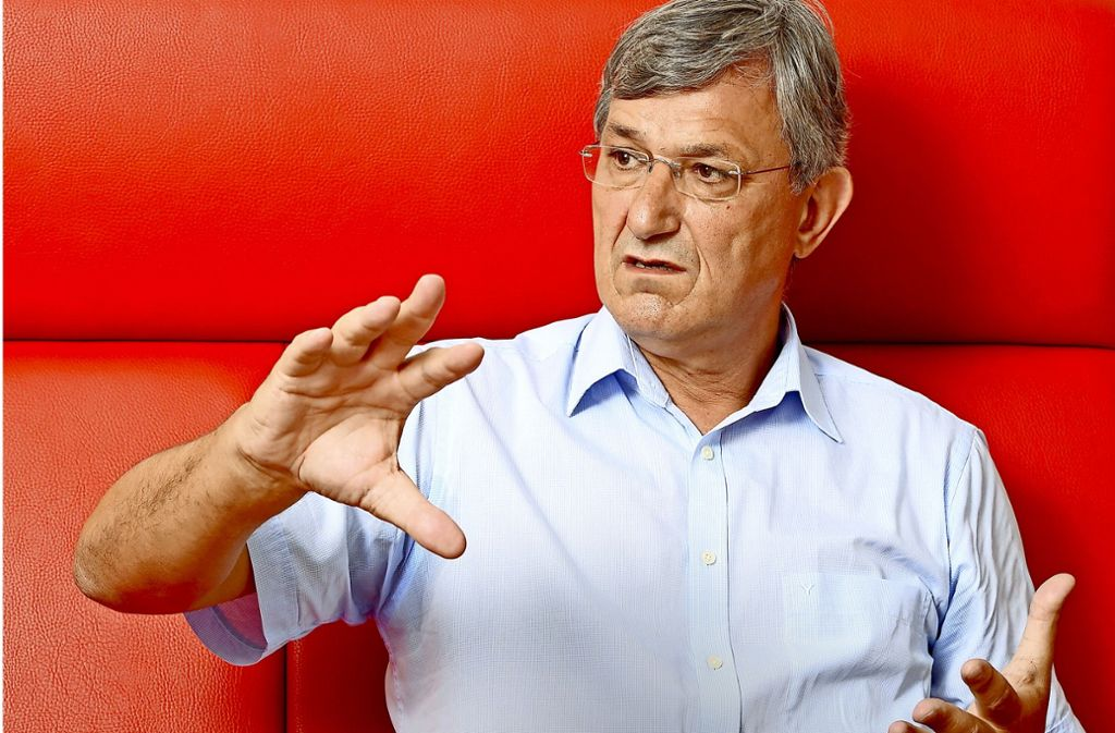 Bernd Riexinger will inhaltliche Differenzen auf dem Parteitag im Juni  klären. Foto: dpa