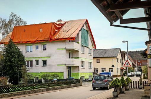 Vergleich in jahrelangem Dachstuhlstreit