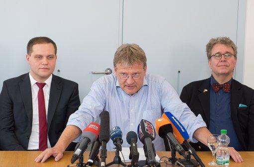 Fraktion in Stuttgart zerbrochen