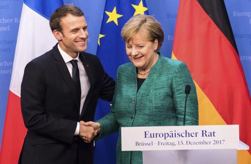 Euro-Reform nimmt Gestalt an