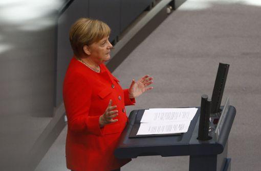 Chemnitz beherrscht Generalaussprache im Bundestag
