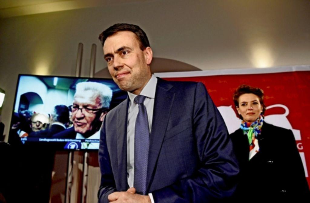 Minister Nils Schmid hat viele Sympathien in der Partei und trotzdem verloren. Foto: dpa
