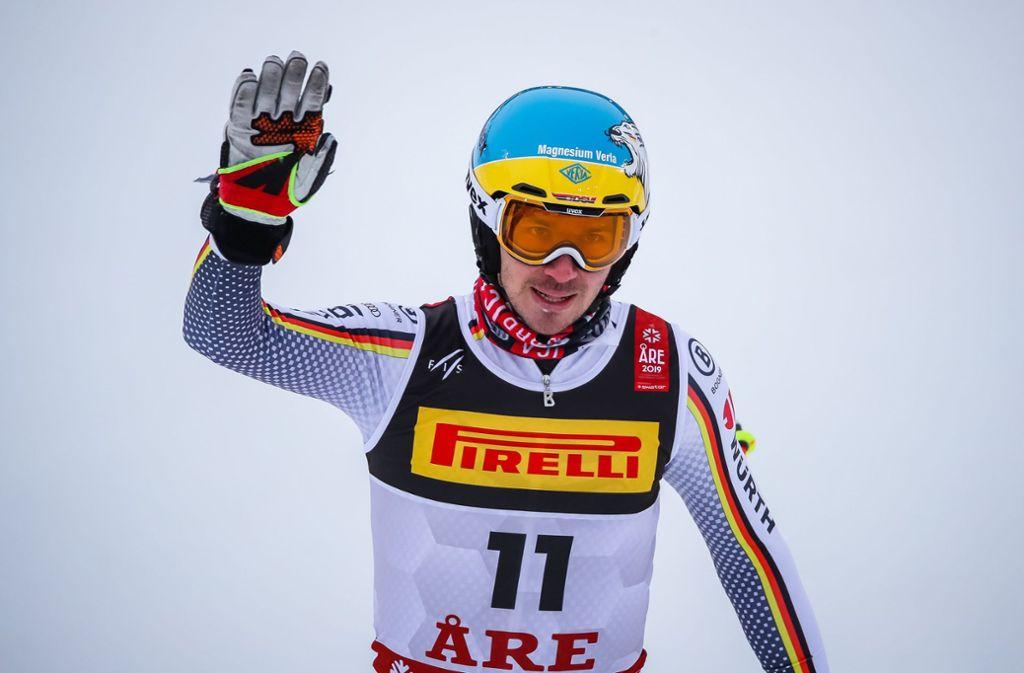Bitterer Nachmittag für Felix Neureuther bei der Ski-WM in Are. Foto: APA