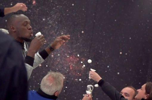 Wie schmeckt Schampus im Weltraum?