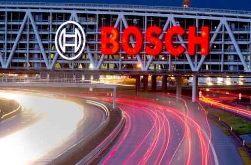 Bosch muss 90 Millionen Euro Buße zahlen