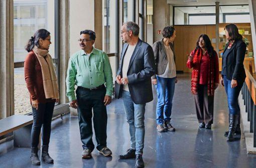 PH startet einen Austausch mit Uni in Indien