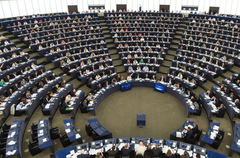 Auch im EU-Parlament soll es sexuelle Belästigung gegeben haben. Foto: dpa