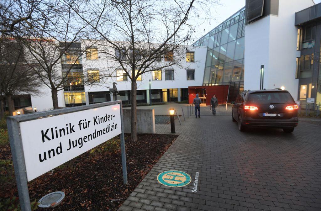 Wer hat die fünf Baby im Ulmer Krankenhaus vergiftet? Das ist weiter unklar. Foto: dpa/Ralf Zwiebler