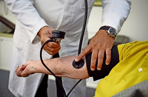 """SPD und FDP fordern eine Arbeitsgruppe zum Thema """"Gesundheit in Remseck"""". Foto: dpa"""