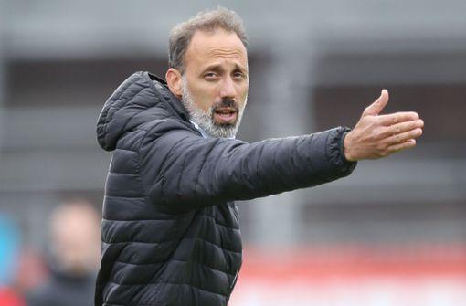 So turbulent verläuft die bisherige Amtszeit des VfB-Trainers