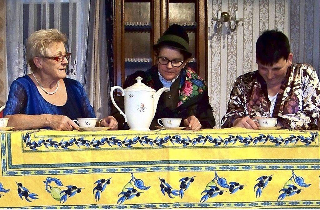 """""""Die Senioren-WG"""" heißt das neue Stück, das das Neugereuter Theäterle derezit probt. Foto: Neugereuter Theäterle (z)"""