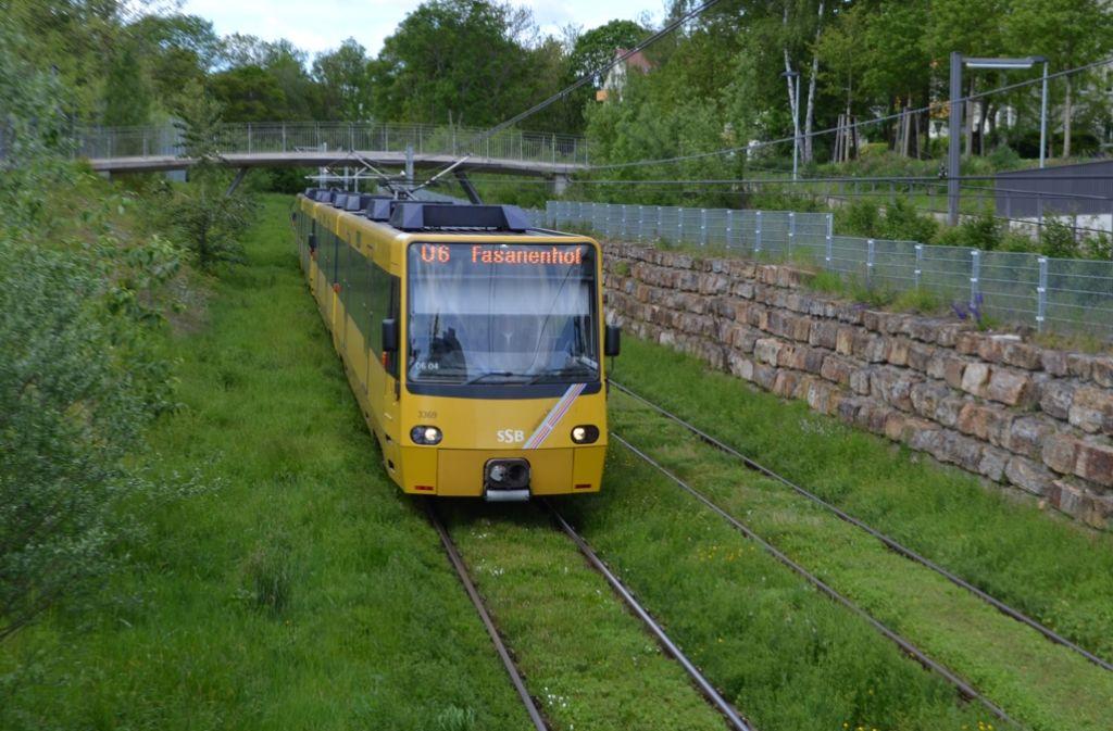Die U6 fährt zum Fasanenhof. Was wir dort entdeckt haben, sehen Sie in unserer Fotostrecke. Foto: Donauer
